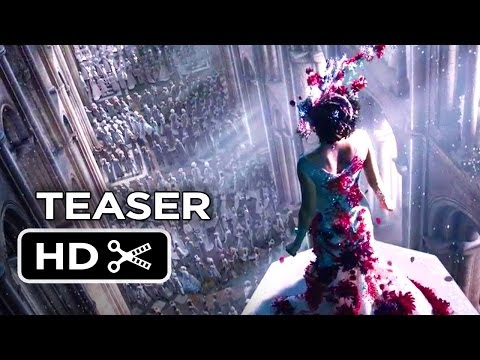 Jupiter Ascending Official Teaser Trailer #1 (2015) - Mila Kunis, Channing Tatum Movie HD