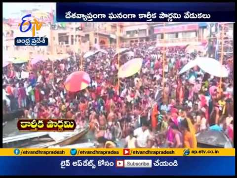 Sea of Devotees Throng Shiva Temples | During Karthika Masam | Across India