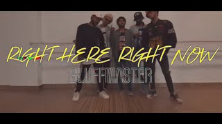 Sunil Shah Choreography | Right Here Right Now - Bluff Master | Abhishek Bachchan, Sunidhi Chauhan |