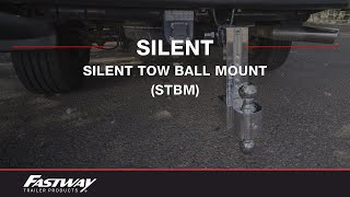 Fastway: FLASH™ Silent Tow Ball Mount
