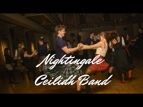 Nightingale Ceilidh Band Video