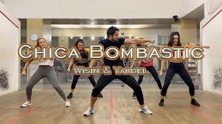 Chica Bombastic   Wisin & Yandel By Lessier Herrera Zumba