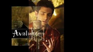 Avalukena - Song Video | Anirudh Ravichander, Srinidhi Venkatesh | Vignesh Shivan