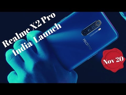 Realme X2 Pro to launch in India on November 20: Here's Everything you need to know