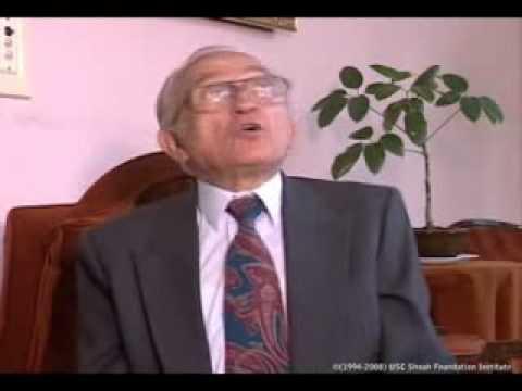 Salvador Gilbert sobre las humillaciones y persecuciones en Ciechanów, Polonia