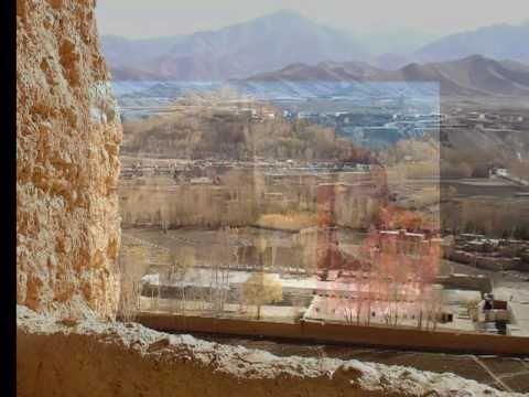Будда. Бамиан, Афганистан. Buddha. Bamia