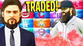 TRADED TO A NEW TEAM! MLB The Show 20 | Road To The Show Gameplay #78
