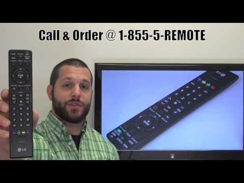 LG MKJ42519625 Remote Control
