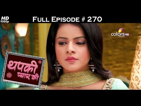 Thapki-Pyar-Ki--1st-April-2016--थपकी-प्यार-की--Full-Episode-HD