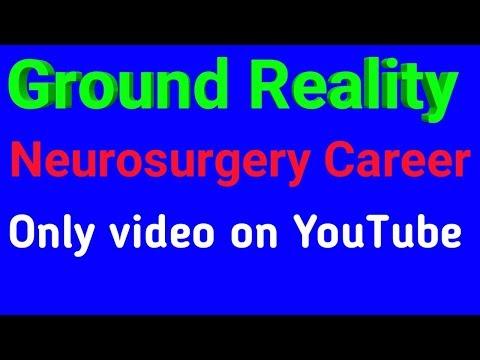 Neurosurgery Career Complete Information in Hindi. Salary ,Work profile of a neurosurgeon.