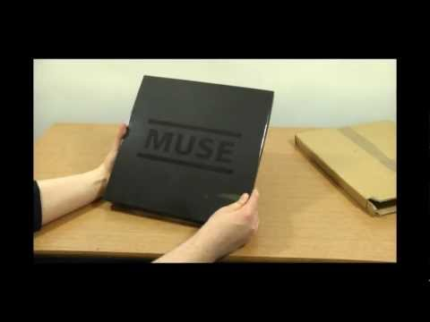 Muse 2nd law Deluxe Boxset Unboxing