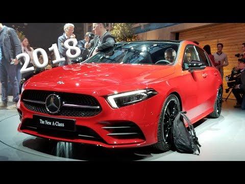 Mercedes A Class 2018 – The Most High Tech Mercedes yet!