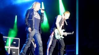 Def Leppard - Rock Rock (Till You Drop)  (live SRF 2015)