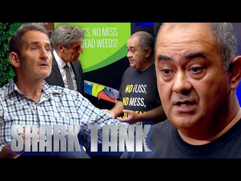 Single Father Shares Touching Story & HUGE Projection of Sales In USA  | Shark Tank AUS