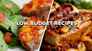 Recipes For When You Are Broke