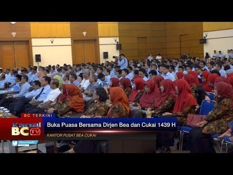 Buka Puasa Bersama Dirjen Bea dan Cukai 1439 H
