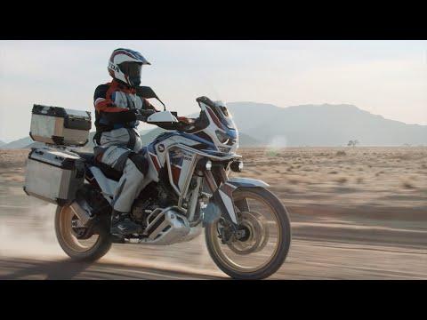 2020 Honda AFRICA TWIN ADVENTURE SPORTS ES in Anchorage, Alaska - Video 1