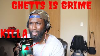 GHETTS   FIRE IN THE BOOTH PART 2 (REACTION)