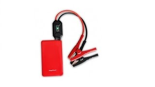 JumpsPower AMG6S can start a car in Portable 6000mAh Power Bank size