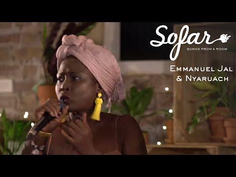 Emmanuel Jal & Nyaruach - Chaap | Sofar London