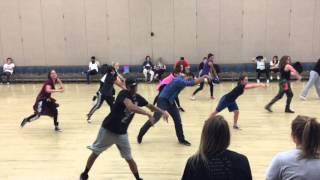 Zero - Chris Brown   Brandon Henson Choreography