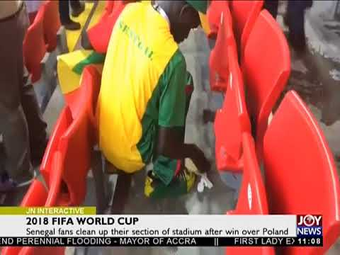 2018 FIFA World Cup - Joy News Interactive (20-6-18)