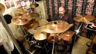 Have a little faith (in us) John Farnham drum cover