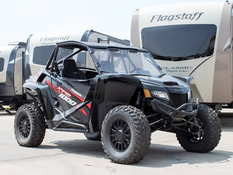 2020 Tracker Off Road XTR1000 in Rapid City, South Dakota - Video 1