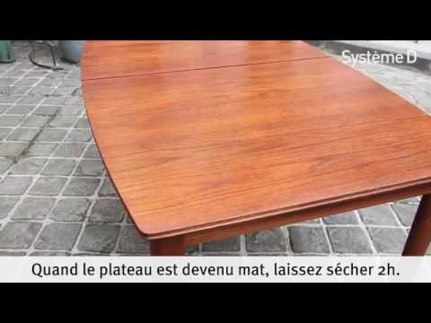 Rénover une table en bois quand votre table en bois de chêne se fait une beauté - 0 - Quand votre table en bois de chêne se fait une beauté