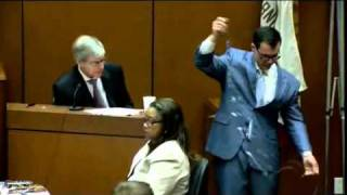 Conrad Murray Trial   Day 16, Part 2