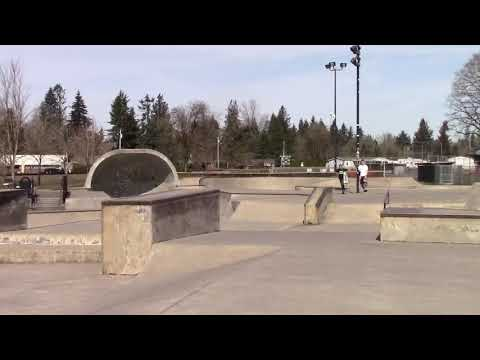 Oregon Skateparks Weekend Tour