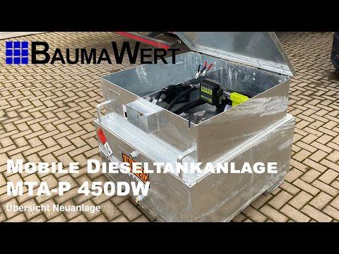 BaumaWert MTA-P 450 DW