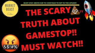 THE SCARY TRUTH ABOUT GAMESTOP!! MUST WATCH