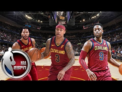 Cavaliers move on from failed Isaiah Thomas-Dwyane Wade-Derrick Rose experiment | ESPN