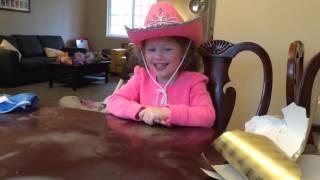 A very sheriff Callie birthday with Vava