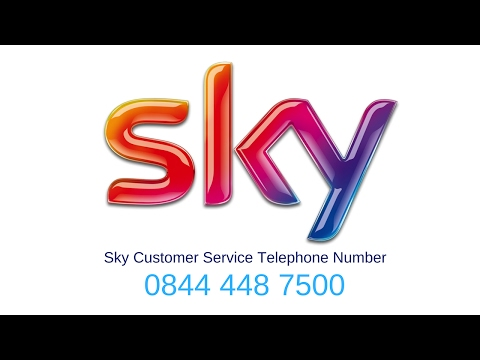 Sky Service Nummer