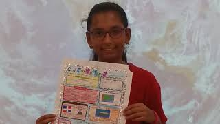 Mr. Puett's 5th Grade Country Projects May 2018