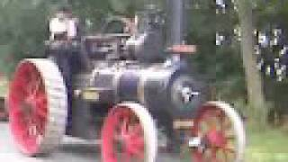 preview picture of video 'exhibits leaving weeting steam rally 2008'