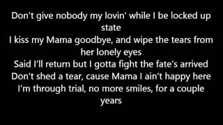 2pac I Ain't Mad At Cha lyrics