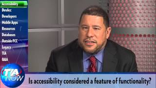 The FCC's Accessibility and Innovation Initiative