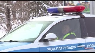 В Казахстане полиция перестанет пользоваться жезлами