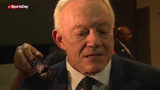 Jerry Jones: Dak played his best game as a Cowboy