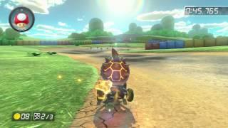 SNES Donut Plains 3 - 1:14.134 - ☆Twi☆ (Mario Kart 8 World Record)