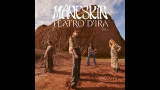 Måneskin - I WANNA BE YOUR SLAVE (Audio)