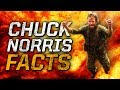 """Top 10 Chuck Norris """"Facts"""""""