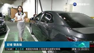 租一車位停兩格! 還拆車檔挨告竊佔| 華視新聞 20180802