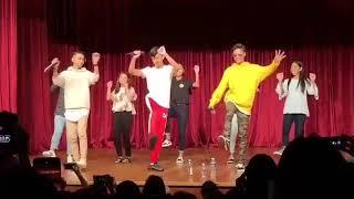 Panama Dance As'ad Motawh,megat Rahim Dan Ismail Izzani