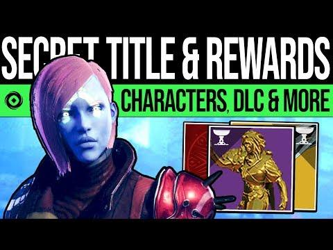 Destiny 2   EXCLUSIVE LOOT & UPDATES! Exotic Items, DLC