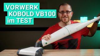 Vorwerk Kobold VB100 im Test - Der BESTE AKKU-SAUGER aller Zeiten!?!