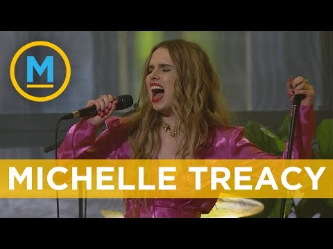 Michelle Treacy Performs Her Original Song 'Emotional' | Your Morning